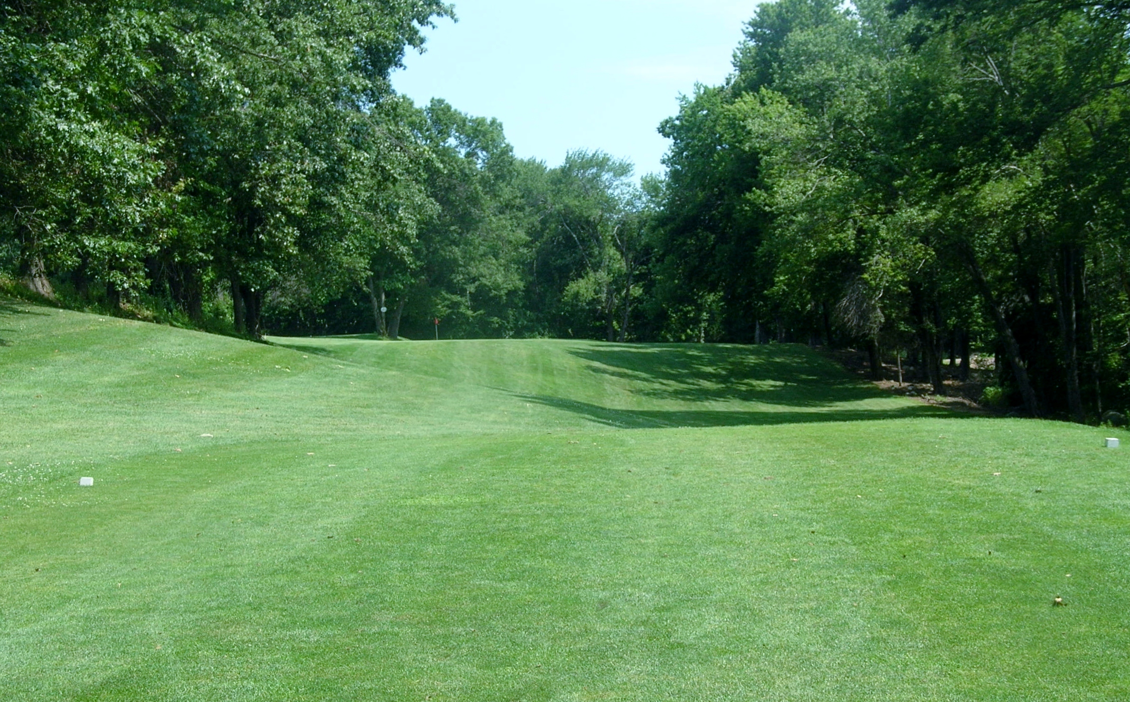 Hole 6, Par 3, 170 yards